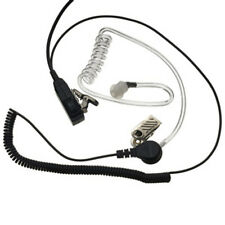 Surveillance Earpiece with PTT Microphone SE100 M1