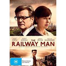 THE RAILWAY MAN-Nicole Kidman, Colin Firth-Region 4-New AND Sealed