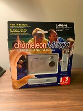 Largan NEW in Box Chameleon Mega Digital Camera 1.3 Megapixel - GREAT Condition!