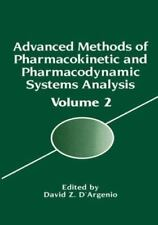 Advanced Methods of Pharmacokinetic and Pharmacodynamic Systems-ExLibrary