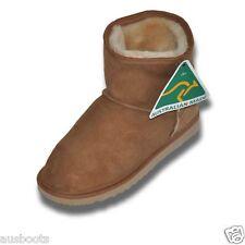 UGG Boots Premium Australian Sheepskin Mini Classic Water Resistant Ankle Boots