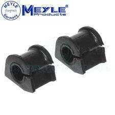 2x Meyle anti roll bar buissons essieu avant gauche et droite (inner) no: 100 411 0036