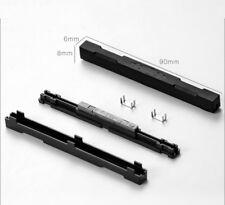 100PCS Fiber Optic Mechanical Splice FTTH Fast Connector Adapter 38mm*7mm*4mm