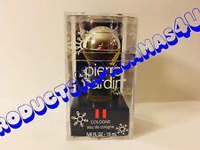 PIERRE CARDIN COLOGNE for MEN  Eau de Cologne 5/8oz/18ml NEW in RETAIL BOX