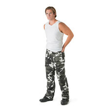 Draggin Jeans Camo Cargo Motorcycle Trousers Size 38