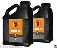 Heavy 16 Bud A & Bud B 1 Gallon hydroponics nutrients flower plant base 4 Liter