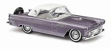 Busch # 45201 1956 Ford Thunderbird Hard Top - Assembled Ho Scale Mib