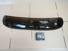 1968-82 CORVETTE 3C WINDJAMMER WINDSHIELD HEADER TINTED 3-C