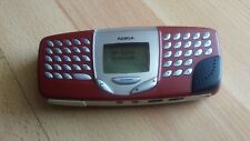 NOKIA 5510 fully functional unlocked Made in Germany RED