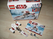 LEGO Star Wars SET 8085 Freeco Speeder *inkl 2 Figuren *TOP* Anakin Skywalker