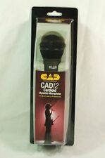 CAD Audio CAD12 Cardioid Dynamic Microphone - On/Off Switch - NEU & OVP