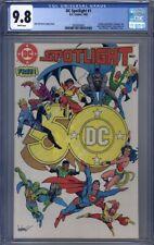 DC Spotlight (1985) #1 CGC 9.8 1st Batman Dark Knight Returns, 1st Watchmen