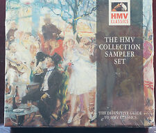 HMV Classical Collection 4 Cd Boxset 60 Tracks Sealed MINT EMI Top Artists 1993