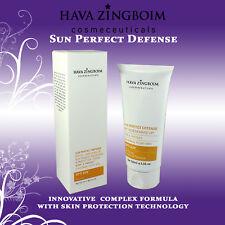 Hava Zingboim Opti Sun Sunscreen Demi Make-Up Cream Anti Aging Face 3.4oz 100ml