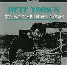 Pete York - String Time in New York BELL RECORDS CD