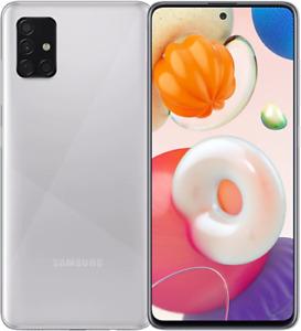 "Samsung Galaxy A51 A515 Dual Sim 6.5"" LTE Octa-core  48+12+5+5MP Phone By FedEx"