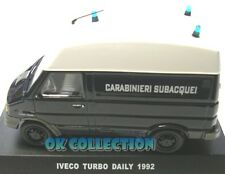 1:43 Carabinieri / Police - IVECO TURBO DAILY - 1992 (07)