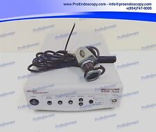 Stryker 988 3-CHIP w/ 988-410-122 Autoclavable Camera Head With Coupler