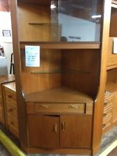 Awesome G Plan Teak Retro Corner Unit/Display Cabinet in great condition