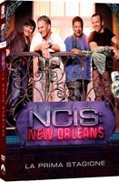NCIS - NEW ORLEANS - STAGIONE 1 - ITA - ENG - 6 DVD