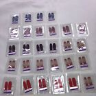 Color Street Nail Strips Twosies Testers Samples Lot Assorted 28 New