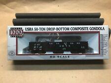 Proto 1000 USRA 50-Ton Drop Bottom Composite C&O Gondola Road No. 29855
