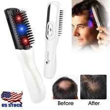 Laser Massage Hair Comb Infrared Anti-hair Loss Hair Growth Thickening Hairbrush