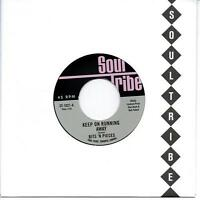 """BITS N PIECES Keep On Running Away / Smoke NEW NORTHERN SOUL 45 (SOUL TRIBE) 7"""""""