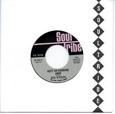 BITS N PIECES Keep On Running Away / Smoke NEW NORTHERN SOUL 45 (SOUL TRIBE) 7""