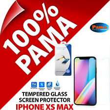Pama Tempered Glass Screen Protector Guard Rounded Edges for Apple iPhone XS Max
