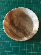 Small Handmade Onyx Bowl