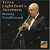 Terry Lightfoot's Jazzmen - Mainly Traditional (2002) CD  NEW/SEALED  SPEEDYPOST