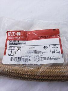 NEW, EATON CROUSE-HINDS ECLK124 EXPLOSION PROOF FLEXIBLE CONDUIT ECLK124