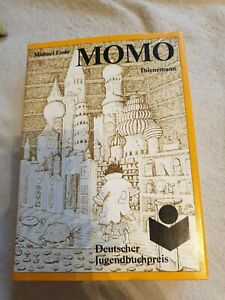 Momo von Michael Ende, Kinderbuch, gebunden, sehr guter Zustand