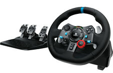 Logitech Driving Force G29 (941000110) Wheel And Pedals Set for PS3/PS4 *USED*