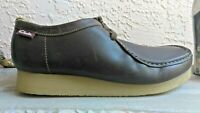 AMPUTEE / RIGHT SHOE ONLY ~ CLARKS STINSON BROWN BEESWAX LEATHER WALLABEE SZ 8.5