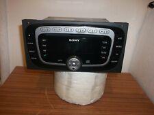 ford fiesta. sony CDX-FS214AE. car cd radio stereo player.mp3