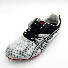 ASICS Mens Hyper LD 4 Track Field Shoes With Spikes Lace Up G102N Size 11
