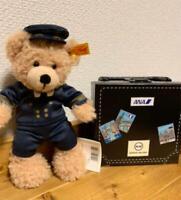 Steiff Teddy Bear ANA in-flight sales limited Special BOX All Nippon Airways