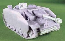 Milicast BG042 1/76 Resin WWII German  StuH III Ausf. G 10.5cm Stu.H 42