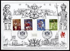 GB 1980 LORD MAYORS SHOW ILLUST.SOUVENIR COVER...SIGNED