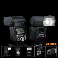 Yongnuo YN-500EX 1/8000 TTL Flash Speedlite For Canon 5DIII 5DII 7D 60D 50D 40D