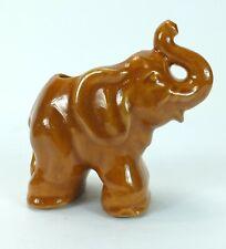Vintage Signed North Dakota Pottery ROSEMEADE ELEPHANT Planter