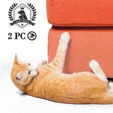 2 PC Pet Cat Scratch Deterrent Couch Guard Furniture Defender Scratch Protector