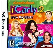 iCarly 2: iJoin the Click! (Nintendo DS, 2010)