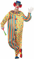 Adult Spots The Clown Circus Costume