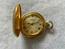Westclox 17 Jewels Mechanical Wind Up Vintage Pocket Watch