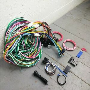 1949 - 1956 Plymouth or Chrysler Wire Harness Upgrade Kit fits painless terminal