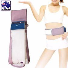 Vibration Massage Belt Burning Fat Lose Weight Slimming Waist OWAIX39908+EPLUG01