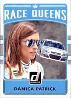 2017 Panini Donruss NASCAR Racing Race Kings Queens #7 Danica Patrick